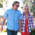 Britney Spears et Jason Trawick à Los Angeles en juin 2010