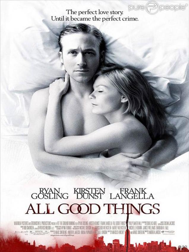 Des images de  All Good Things , prochainement en salles.