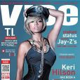 Keri Hilson en couverture de VIBE
