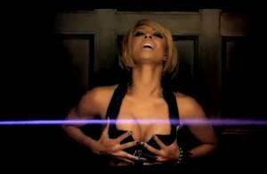 Keri Hilson : Découvrez son nouveau clip trop sexy que l'on voudrait censurer !