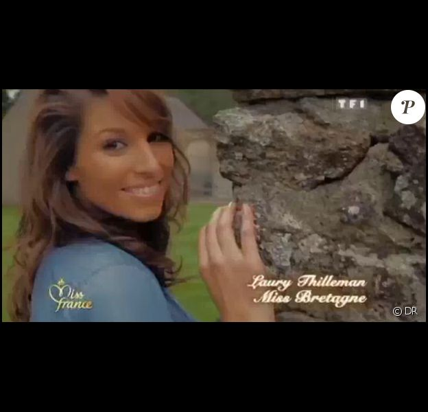 Laury Thilleman est Miss France 2011. Elle a réuni 35% des votes du public à elle seule.