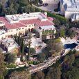 Maison de Lionel Richie où Nicole devrait convoler prochainement avec Joel Madden