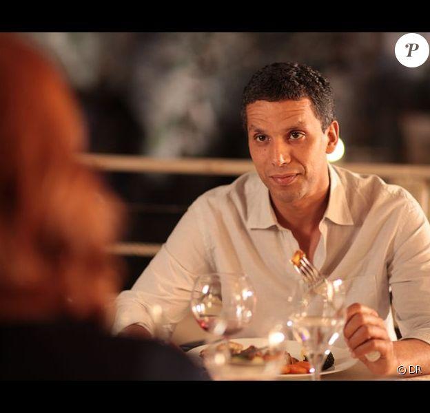 Sami Bouajila dans le film De vrais mensonges