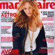 La couverture du magazine marie claire - janvier 2011