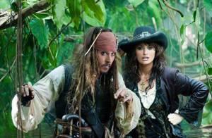 Johnny Depp et Penélope Cruz : Les nouvelles images de Pirates des Caraïbes 4 !