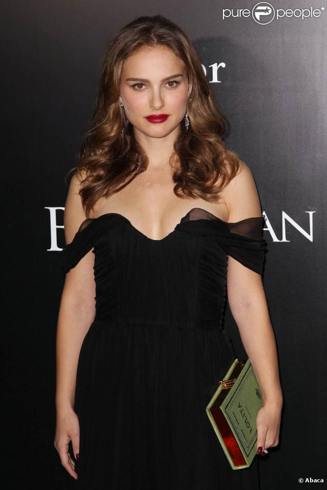 Natalie Portman pressentie pour jouer dans  Alien 5 .