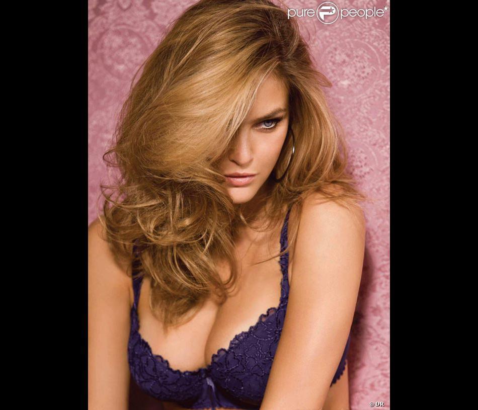 bbf176a07 La belle Bar Refaeli pour la marque de lingerie Bonita De Mas ...