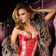 La belle Bar Refaeli pour la marque de lingerie Bonita De Mas.