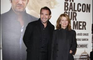 Jean Dujardin et Nicole Garcia : Une belle déclaration devant notre caméra !