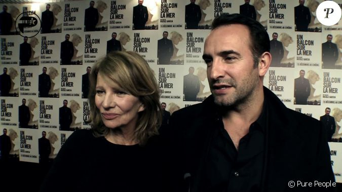 Nicole garcia et jean dujardin en interview pour pure for Jean dujardin interview