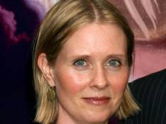 Cynthia Nixon, de 'Sex and the City', atteinte d'un cancer du sein !
