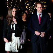 Kate Middleton et William : La ronde des soirées officielles commence...
