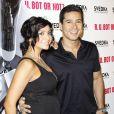 L'éternel A.C. Slater de  Sauvés par le gong , Mario Lopez, est depuis le 11 septembre papa d'une petite Gia Francesca qu'il a eue avec sa compagne Courtney Mazza.