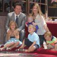 Le 11 janvier est né le quatrième enfant de la star hollywoodienne Mark Wahlberg et de sa femme Rhea Durham. L'enfant est nommée Margaret Grace. Et l'acteur s'apprête à être papa pour la cinquième fois !