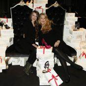Jerry Hall et sa fille Lizzy : De véritables jumelles !