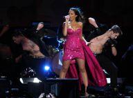 Leona Lewis déborde de sensualité pour fêter le Nouvel An !