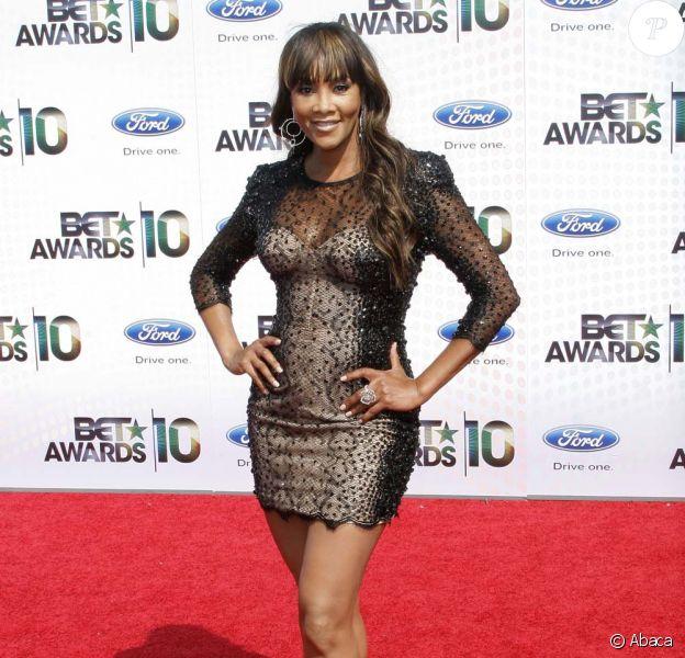 Vivica A. Fox, BET Awards, Los Angeles, 27 juin 2010