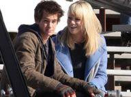 Spider-Man : La belle Emma Stone toute blonde et le séduisant Andrew Garfield !