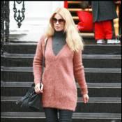 Claudia Schiffer : Le fashion faux-pas d'un top, atteint de flemme aigüe !