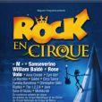 Rock en Cirque, manifestation inédite mêlant arts du cirque et musique dans une fête au profit d'un projet pédagogique en Guinée, doit reporter son show...