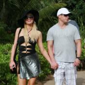 Paris Hilton : Farniente et bronzette... L'hiver lui réussit !