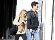 Ashley Olsen : Avec Justin Bartha de Very Bad Trip, ça devient très sérieux...