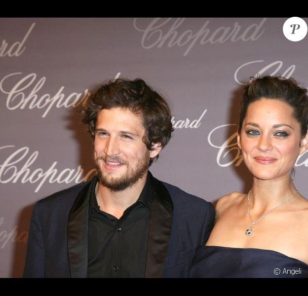 Marion Cotillard et Guillaume lors d'une soirée en mai 2009