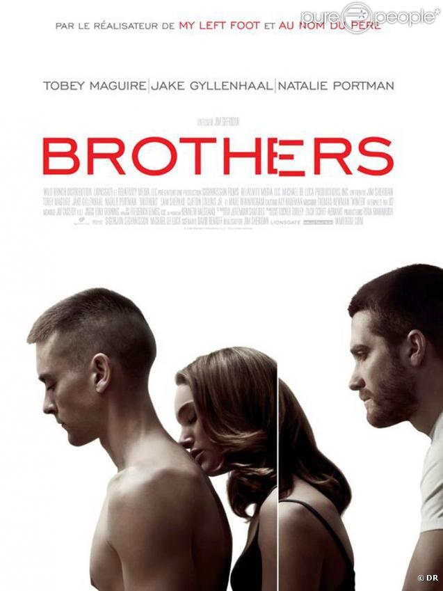 Des images de  Brothers , diffusé le mardi 11 janvier 2011, à 20h50, sur Canal+.
