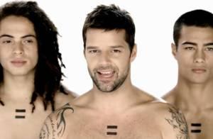 Ricky Martin dévoile un clip gay friendly... très