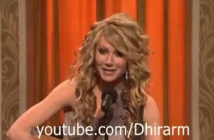 Gwyneth Paltrow : Quand elle se moque de Taylor Swift, c'est hilarant !