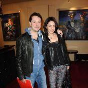 Les amoureux Davy Sardou et Noémie Elbaz face à une Christine Boisson en forme !