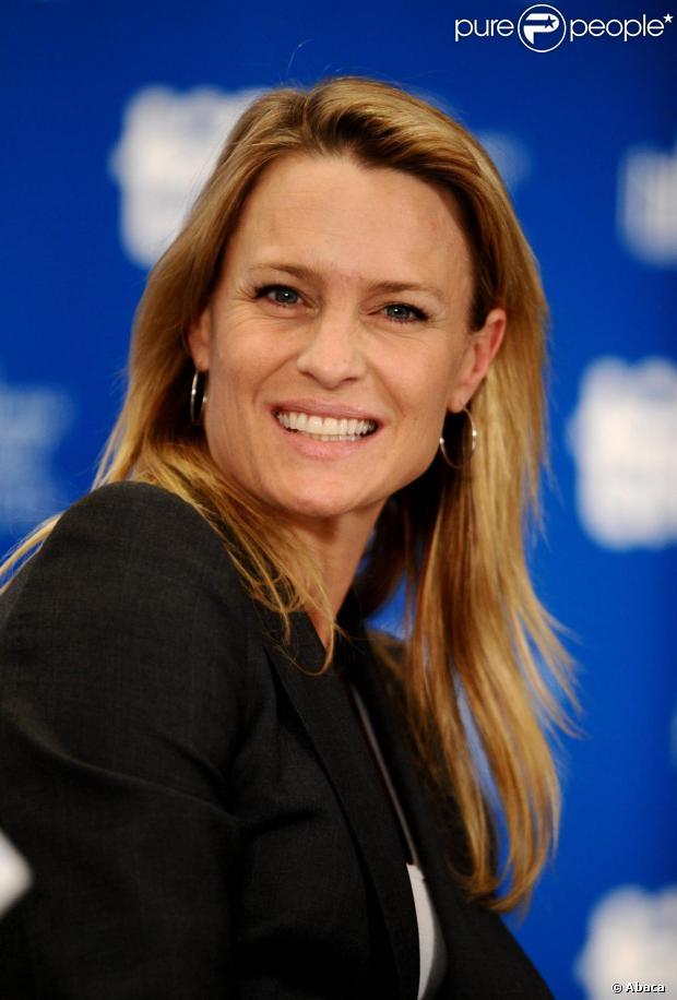 Robin Wright : Divorcée de Sean Penn, elle aurait retrouvé ...