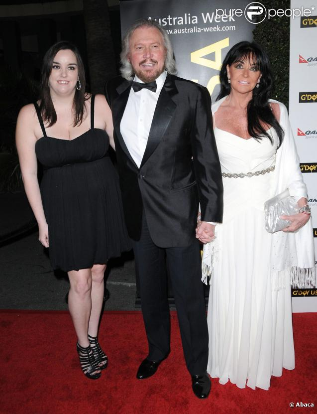Barry & Linda Gibb http://www.hollyweb.org/Photos-barry-gibb-Casting-43721.html&page=3