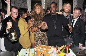 P. Diddy : En plein délire parisien avec les Guetta !