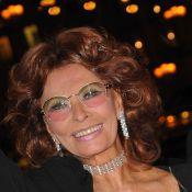 Sophia Loren et Asia Argento mettent Paris à l'heure italienne pour Armani !
