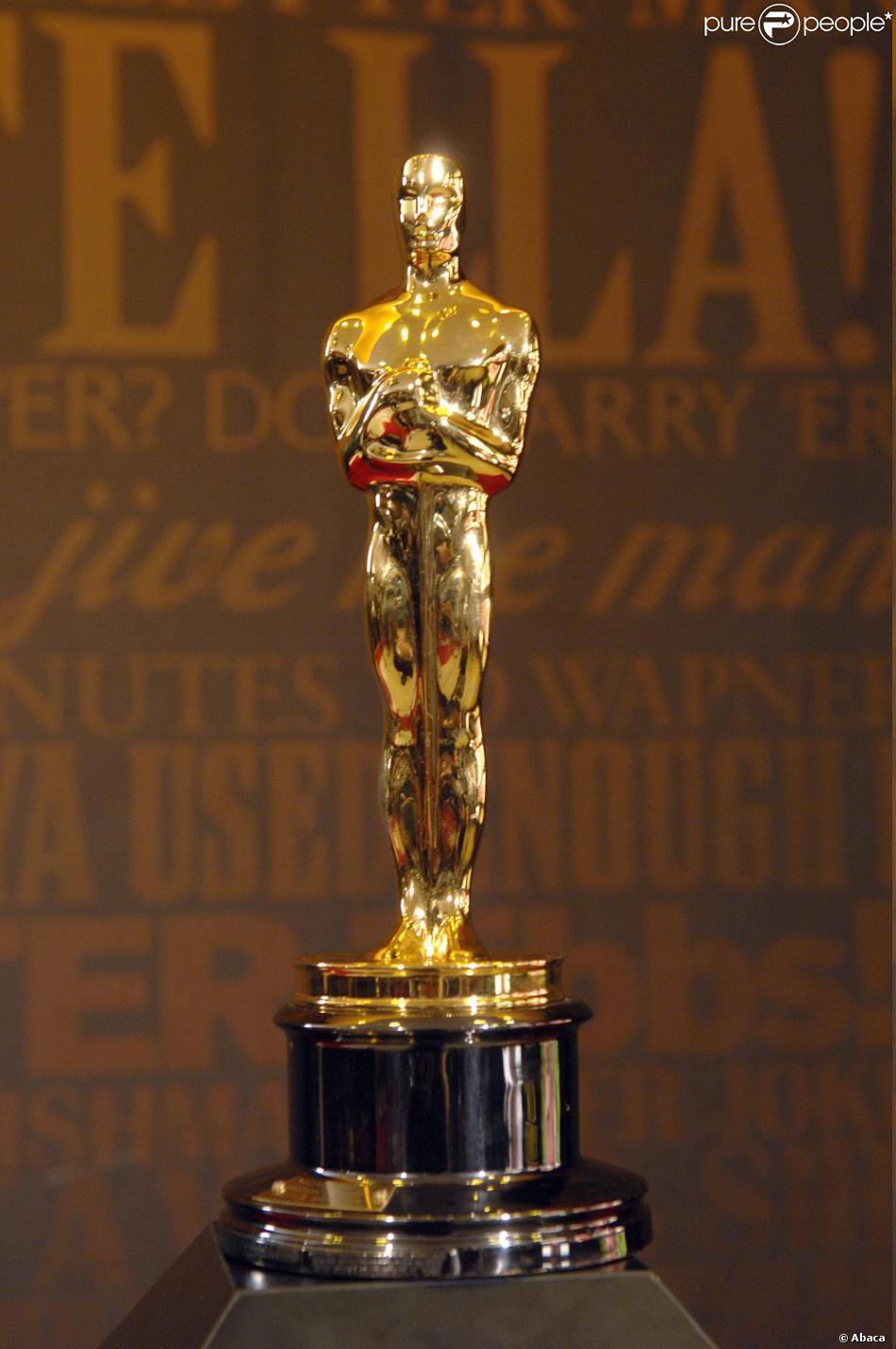 Le Fameux Troph U00e9e Des Oscars