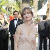 Isabelle Huppert dans le rôle de C. Breillat, une vieille maîtresse abusée !