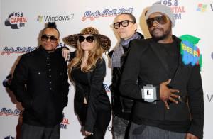 Christina Aguilera et les Black Eyed Peas vont mettre le feu au Super Bowl !