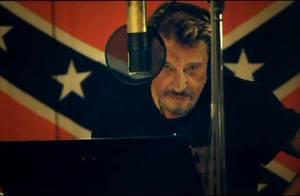 Johnny Hallyday : Découvrez le clip de