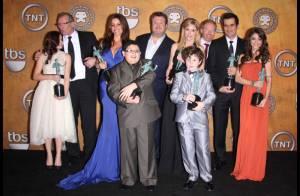 Natalie Portman, enceinte, et tous les gagnants des Screen Actors Guild Awards !