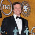 Colin Firth, gagnant d'un Screen Actors Guild Awards à Los Angeles le 30 janvier 2011