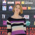 Frédérique Bel était présente lors du 18e Festival du Film Fantastique, à Gérardmer, en janvier 2011.