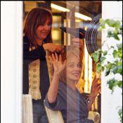 Quand Sharon Stone vous emmène chez son coiffeur !