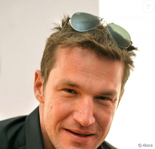 Benjamin Castaldi, à Cannes, en avril 2010.