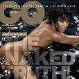 La ravissante Naomi Campbell en couverture de l'édition britannique du magazine  GQ , mars 2011.