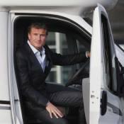 David Coulthard : Comme Jean-Luc Delarue, il a craqué pour un camping-car !