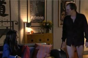 Plus Belle La Vie : Quand Jean-Paul Boher fait un strip-tease à Samia !
