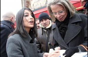 César 2011 : Bain de foule pour les nominés sur les Champs-Elysées !