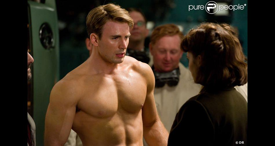 image du film captain america the first avenger purepeople