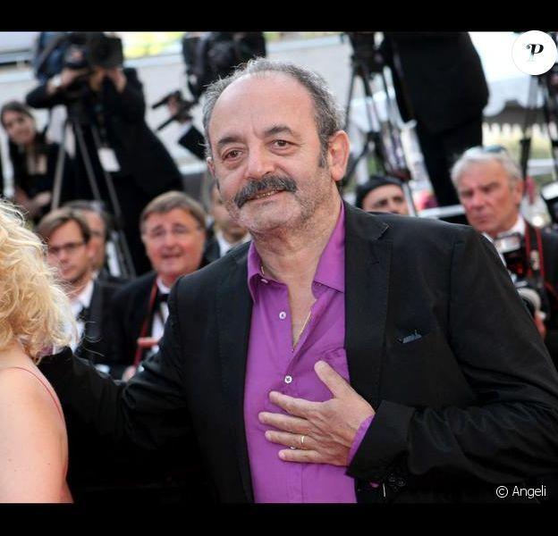 Louis Chedid en 2010.
